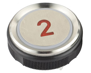 AK22 elevator buttons